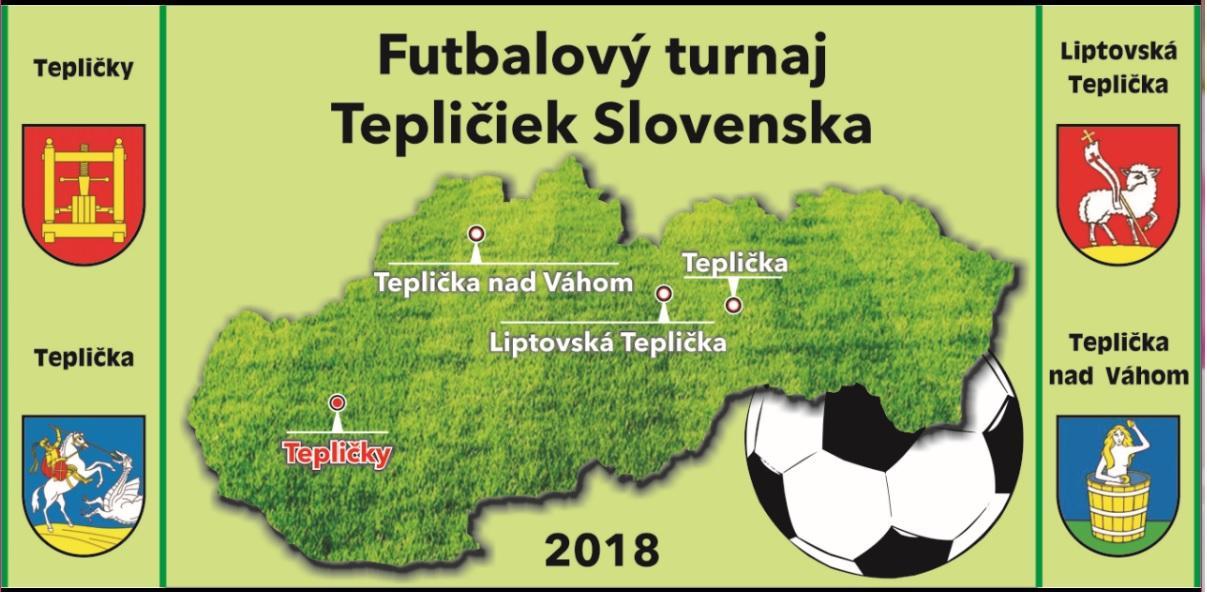 22. ročník turnaja Tepličiek Slovenska