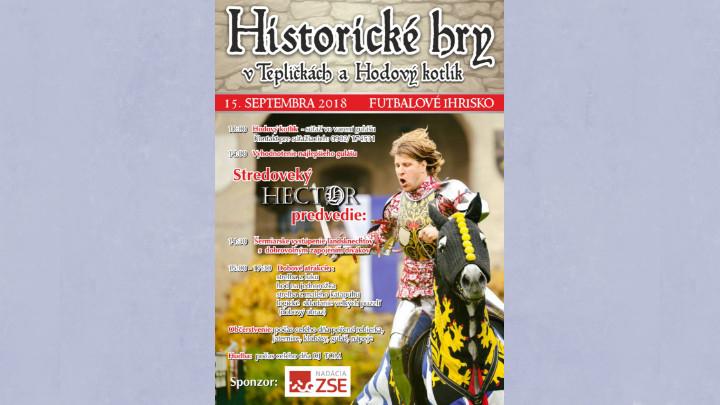 Historické dni a Hodový kotlík v Tepličkách